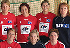 CF Softwareenwicklung - Partner des Hamburger SV in der Frauen-Handball-Oberliga